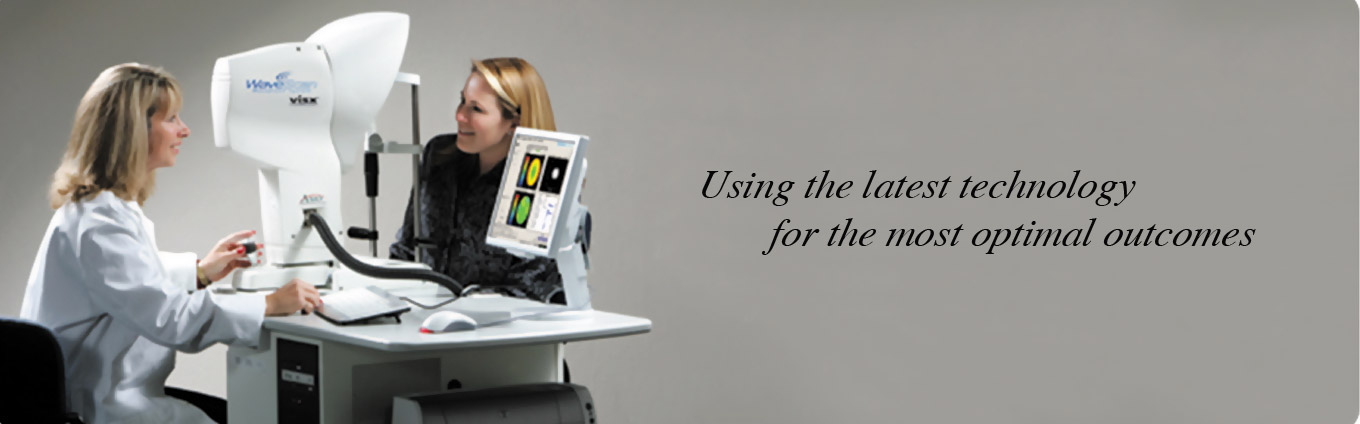 LASER VISION CORRECTION TECHNOLOGY