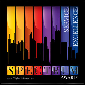2016 SPECTRUM AWARD WINNER