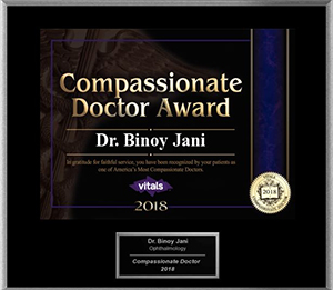 Compassionate Doctor Award 2018